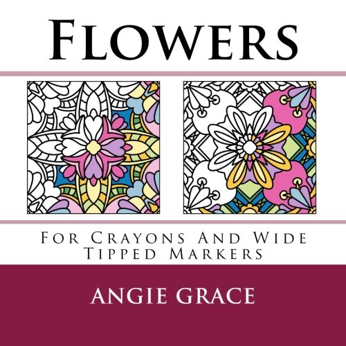 Flowers-For-Crayons-And-Wide-Tipped-Markers-0