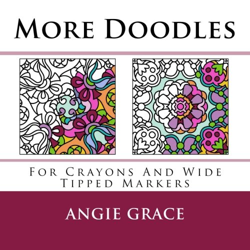 one for crayons and wide tipped markers a gallery of little motifs angies gallery of little motifs for crayons and wide tipped markers